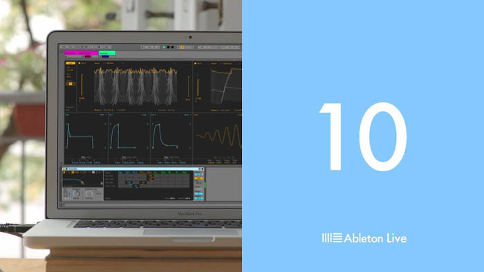 49 Free lessons for Ableton Live 10